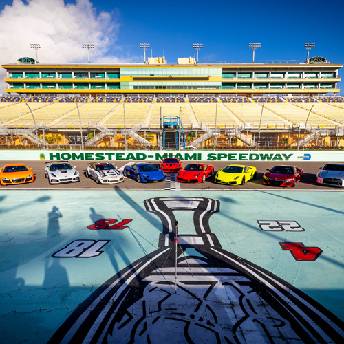 Ultimate Exotic Car Racing Experience