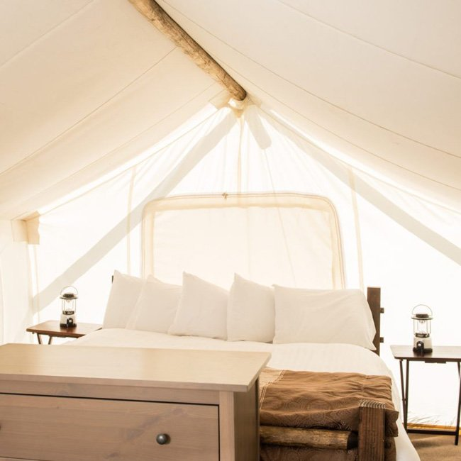 Safari Tent in Montana