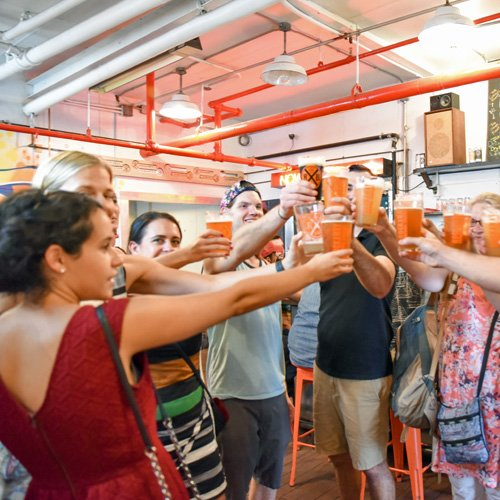 Craft Beer Tour in NYC