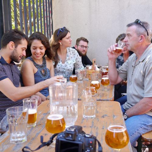 New York Craft Brewery Tour