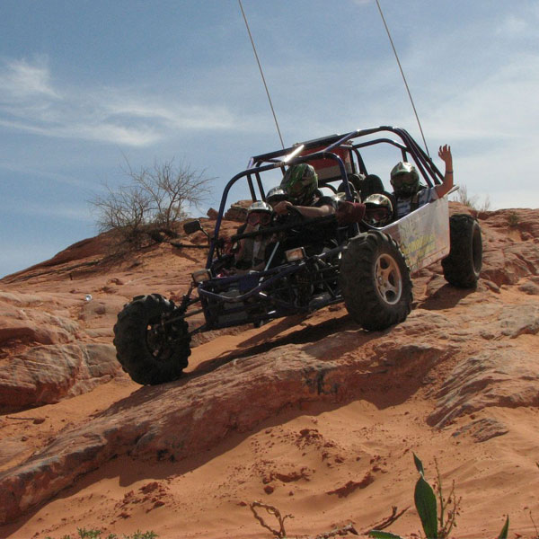 Valley of Fire Dune Buggy Experience near Las Vegas