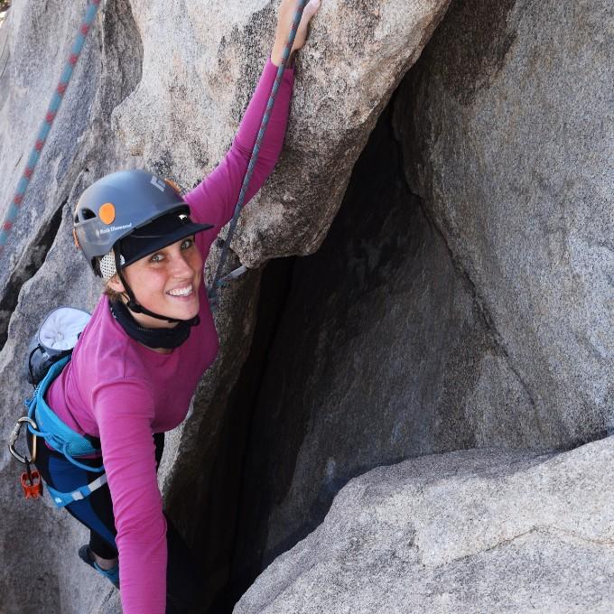 Rock Climbing for Beginners in California