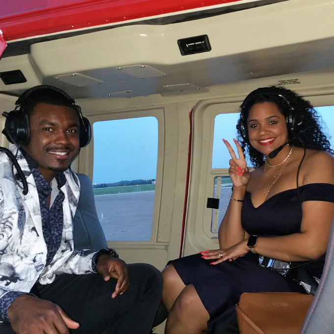 Dallas Date Night Helicopter Tour