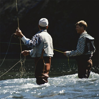 Guided Fly Fishing Tour (up to 3) in Denver
