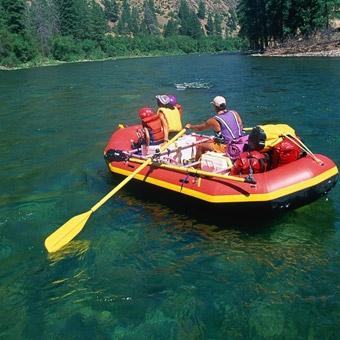 White Water Raft the Colorado in Denver
