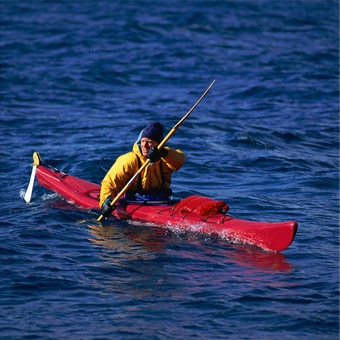 Sea Kayaking Skills & Safety in San Francisco