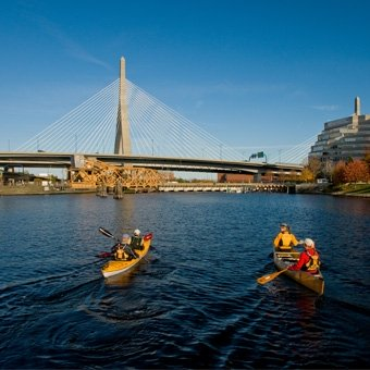 Skyline Kayak Tour in Boston