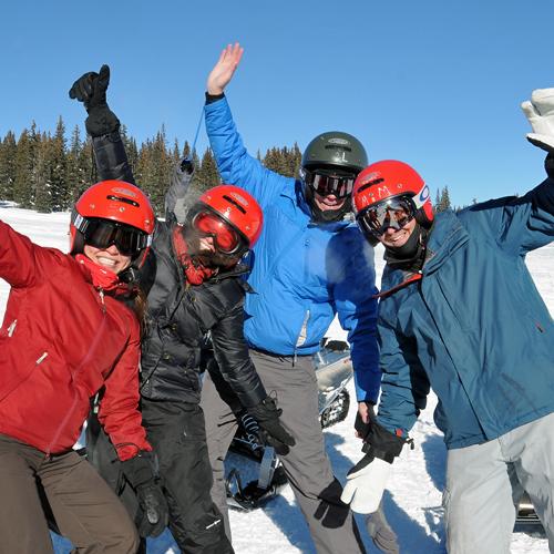Leadville Performance Snowmobile Adventure