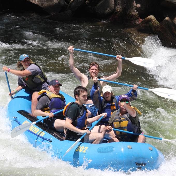 Whitewater Rafting Nantahala River