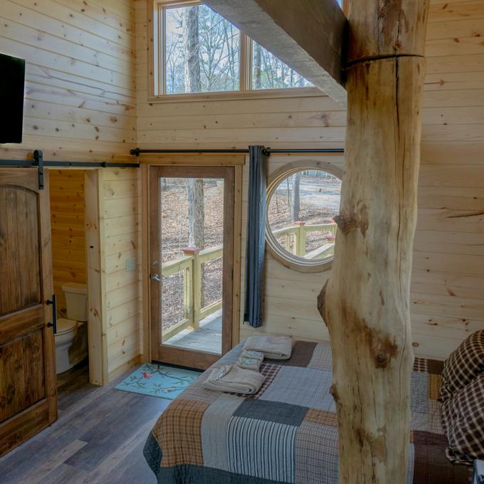 Rent a Treehouse near Atlanta