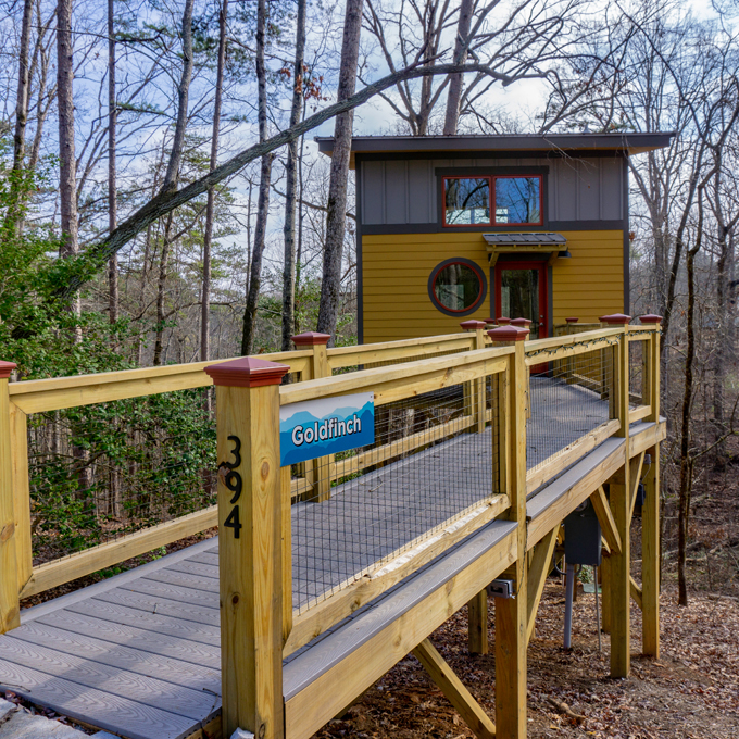 Chattooga River Treehouse Rental