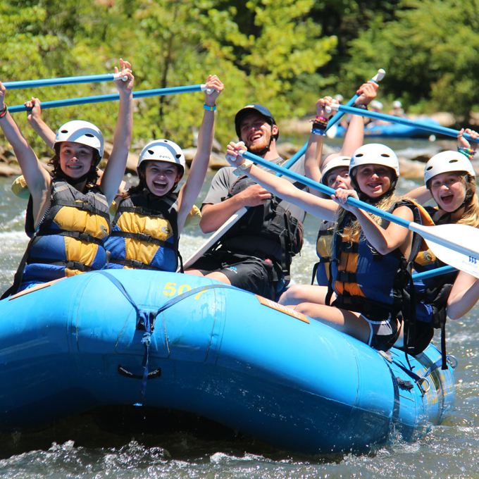 Chattooga River Whitewater Rafting
