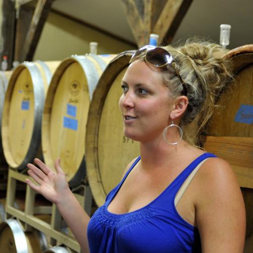 Williamette Valley wine tasting
