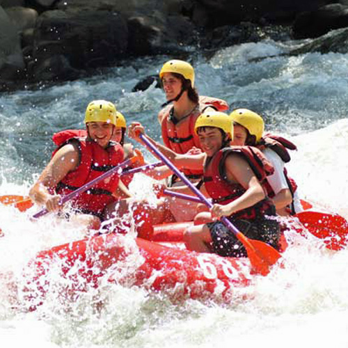 Lower Yough Rafting Trip in Pittsburgh