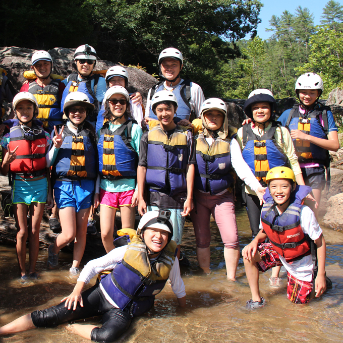 Whitewater Rafting in South Carolina