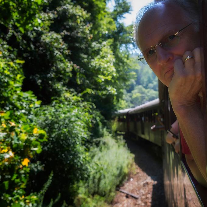 Nantahala Train Ride