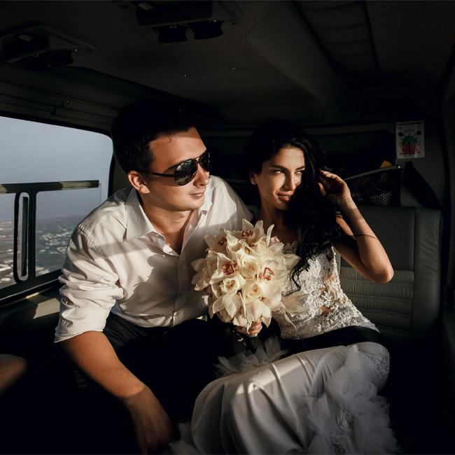 New York Romantic Helicopter Flight
