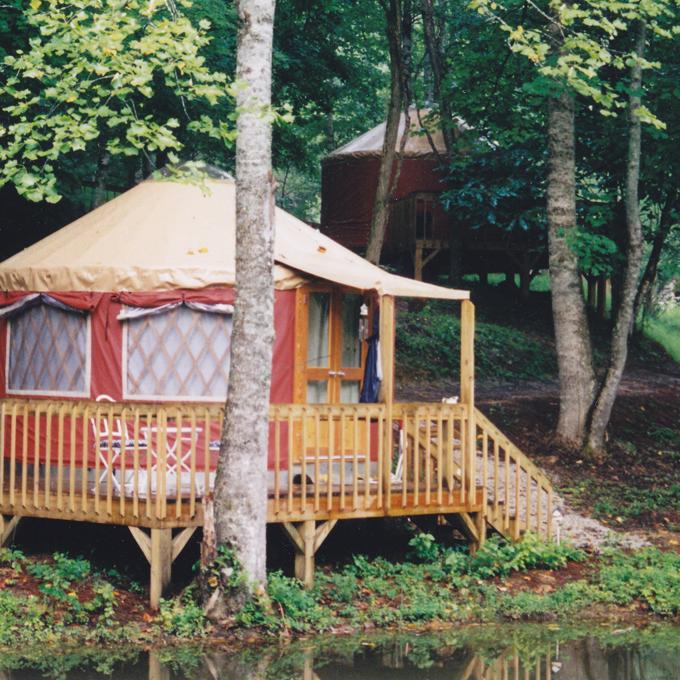 Yurt Rental Experience in North Carolina
