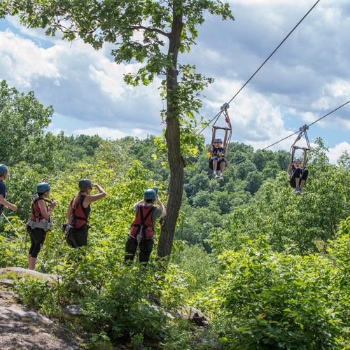 New Jersey Canopy Tour