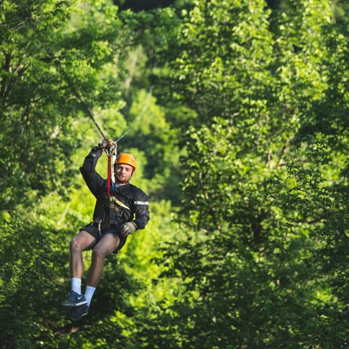 Canopy Tour Adventure