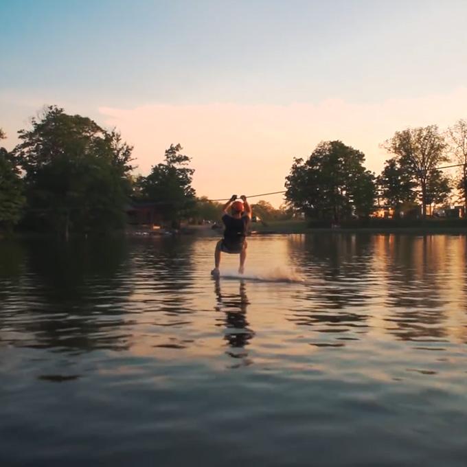 Indiana Zipline Adventure Course