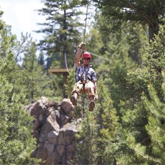 Zipline Adventure in Denver