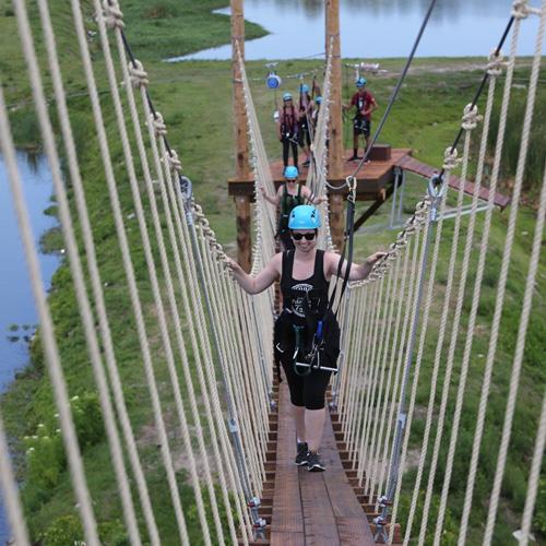 Skybridge Adventure