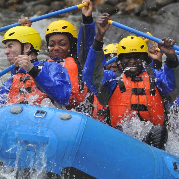 Northern Berkshires Rafting