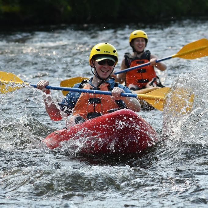 Kayak Tour near Boston