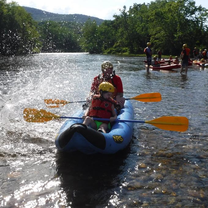 Berkshires Kayaking Tour
