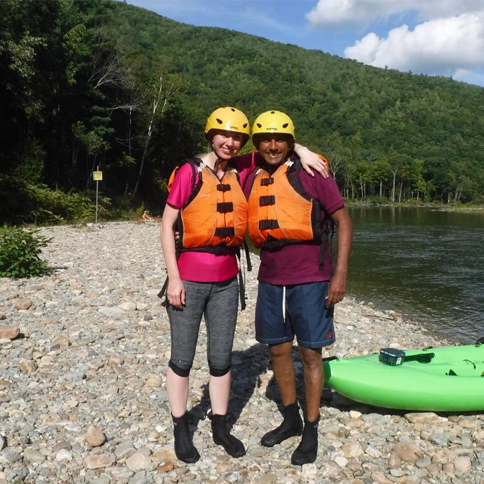 Kayak Trip near Boston